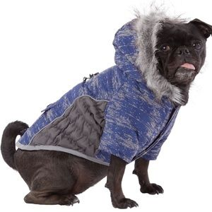 Top Paw Reflective Winter Dig Coat